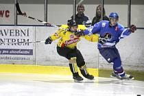 Orlovští hokejisté v krajské lize zabrali.