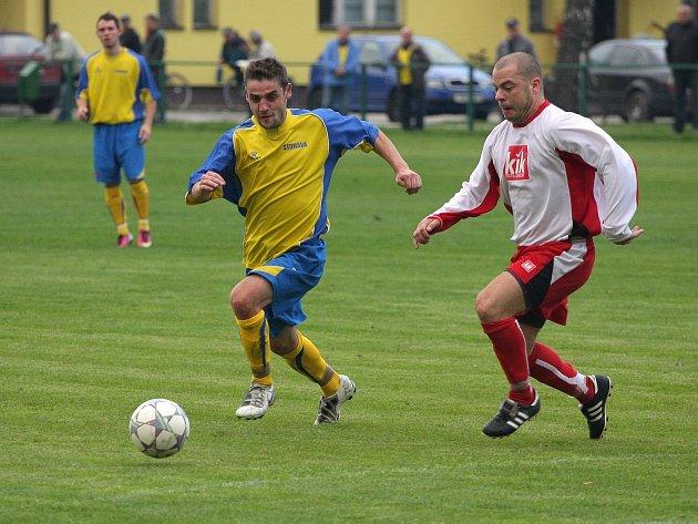Stonavští fotbalisté pravidelně bodují.