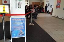 V karvinském domě kultury začíná v pátek v 15 hodin prodej vstupenek na dva prosincové koncerty Jaromíra Nohavici.