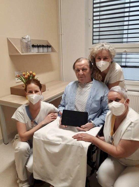 Následná péče v Karvinské hornické nemocnici funguje už třetí měsíc.