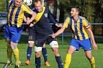Bohumínští fotbalisté potvrdili doma roli favorita a smetli Frenštát.