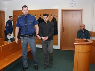 Soud s havířovským žhářem Michalem Szewieczkem.