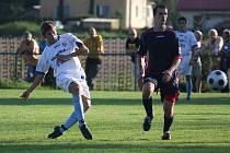Petrovičtí fotbalisté doma vyhráli a úvod jara zachytili.