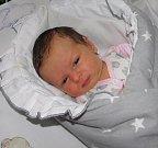 Aurélie Pinterová se narodila 9. listopadu paní Gabriele Pinterové z Orlové. Když přišla holčička na svět, vážila 3000 g a měřila 49 cm.