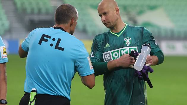 Petr Bolek (vpravo) doufá v návrat formy.