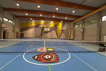 V Těrlicku mají novou sportovní halu. Rezervační systém už funguje.