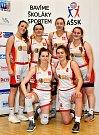 Studentky havířovského gymnázia jsou i členky úspěšného klubu BK Havířov.