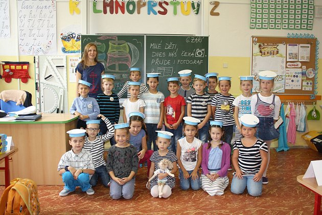 Žáci 1.AZŠ a MŠ Mendelova, Karviná-Hranice.