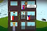 Z klipu karvinského projektu Nazdar! Vždyť už to znáš.