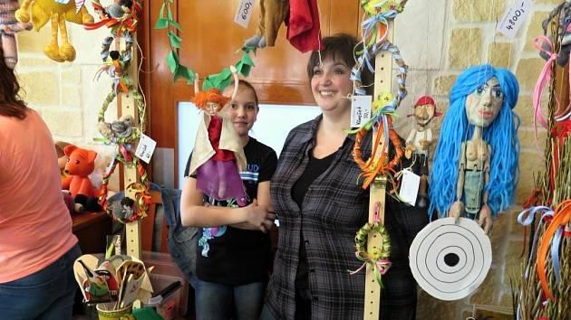 Jarní jarmark rukodělných výrobků v Havířově se vydařil.
