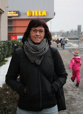 Maminka Marcela.