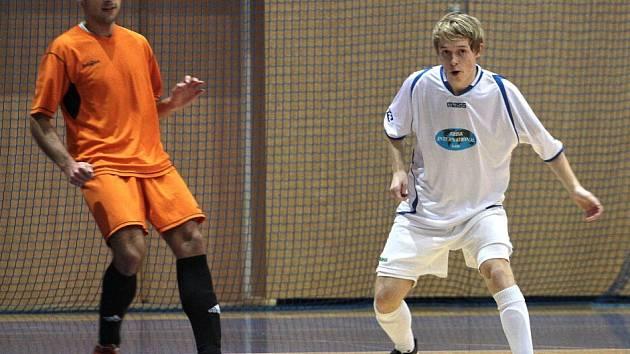 Havířovští futsalisté hráli proti Brňanům.