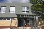 Zdravotní středisko ve Studentské ulici v Havířově-Podlesí po rekonstrukci.