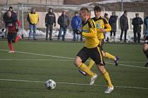 Jan Kalabiška se těší, až si konečně zahraje ostrý zápas.