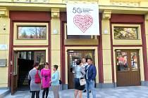 Den otevřených dveří Gymnázia Komenského v Havířově.
