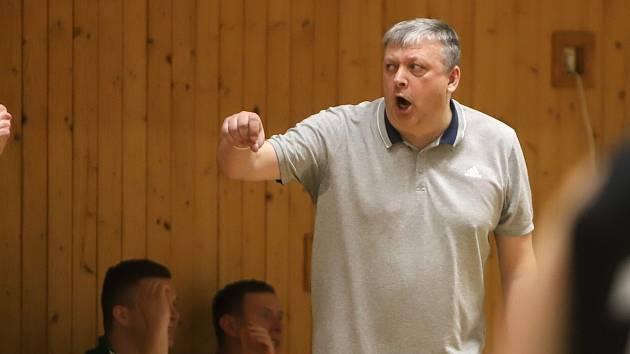 Roman Hamrus, basketbalový nadšenec a muž mnoha činností.