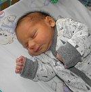 Adámek se narodil 26. ledna paní Marcele Gáborové z Karviné. Porodní váha miminka byla 3390 g a míra 48 cm.