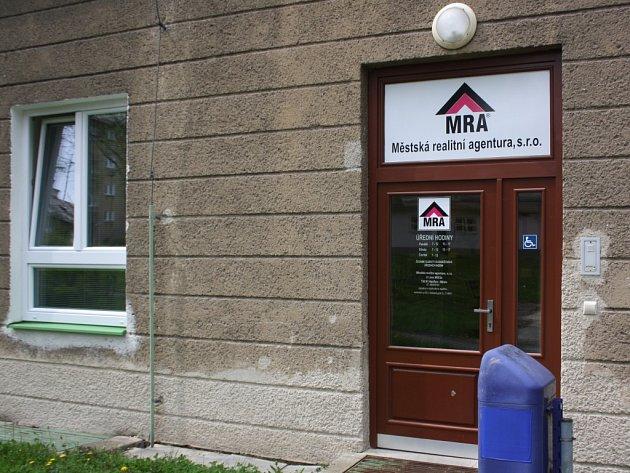 Městská realitní agentura Havířov MRA