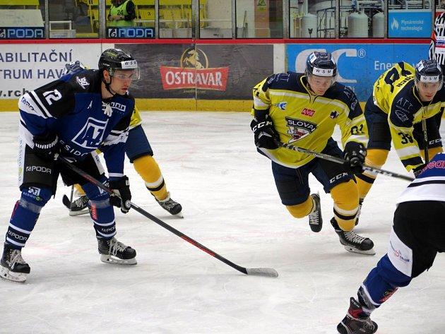 Hokejisté Havířova uspěli na ledě soupeře.