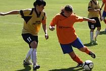 Fotbalistky zasáhly do víkendového dění v divizi. Havířovanky zvládly šlágr kola proti Baníku B.
