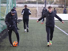 Karvinští fotbalisté teď vymění českou zimu za teplo na Kypru.