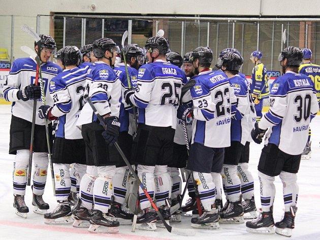 Jen jednu gólovou radost zažili v úvodu sezony hokejisté Havířova.