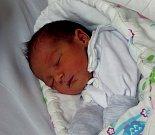 Roman Svoboda z Karviné, narozen 11. 8. Váha 2740 g, míra 46 cm. Maminka Gita Svobodová.