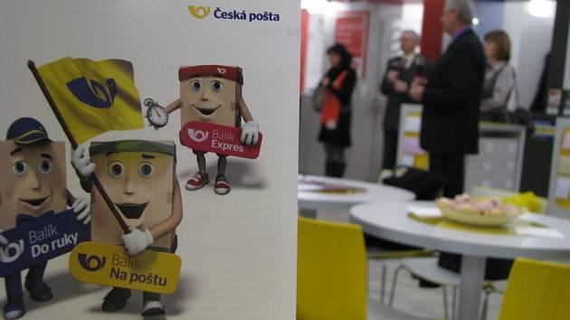 Česká pošta.