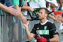 Libor Hrdlička se loučí.