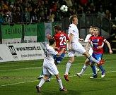 Karviná - Plzeň 2:3.