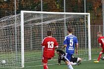 Orlovští fotbalisté prohráli s Bruntálem.
