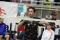 Vyrazit můžete do Orlové na kvalitní juniorský badminton.