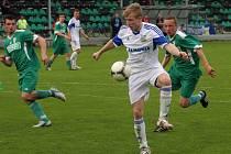 Petrovičtí fotbalisté chytili v dalším kole divize debakl.