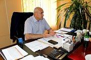 ADRA pomáhá dětem a rodinám v Mukačevu a okolí. Ředitel školy č. 2 na ulici T.G. Ševčenka Michajlo Láboš.
