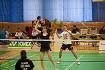 Kvalitní evropský juniorský badminton míří do Orlové.