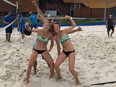 Mladé beachvolejbalistky se po Rusku podívají také do Číny.