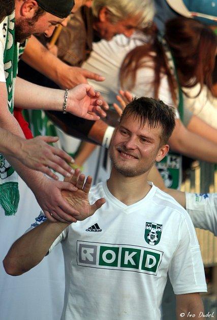 Karviná přišla oPavla Dreksu, ale zastoupit by ho měl Mihailo Jovanovič.