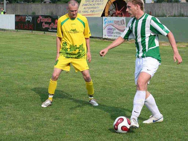 SK Uničov – MFK Karviná 0:2 (0:1)