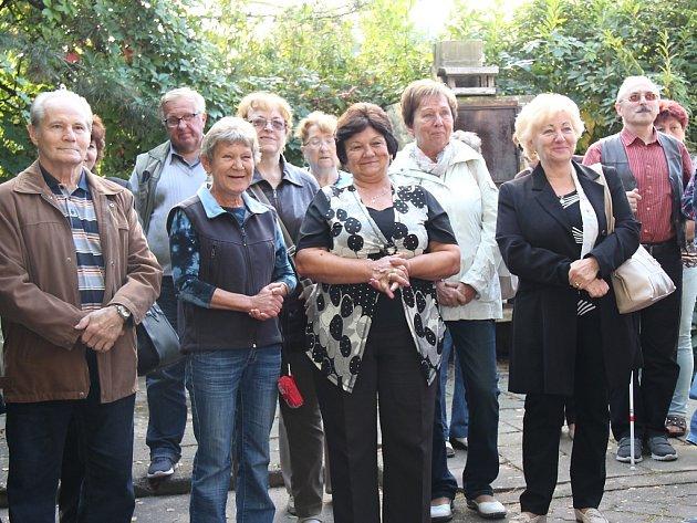 Slavnostní otevření centra pro slabozraké v Orlové se setkalo s velkým zájmem veřejnosti i lidí, kteří se na jeho zprovoznění podíleli.