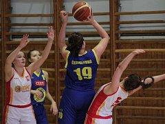 Prvoligové basketbalistky Havířova si zahrají play off.
