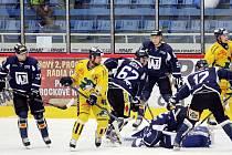 Hokejisty čeká tento týden Žilina a Šumperk.