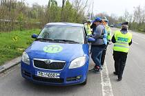 Bez jediného řidiče, který by se provinil alkoholem za volantem, dopadla v Karviné středeční akce Řídím, piju nealko.