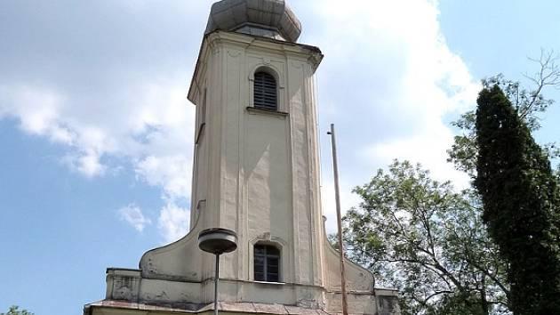 Kostel sv. Marka.