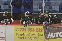 Havířovští hráči poprvé na vlastním ledě prohráli.