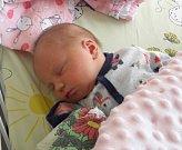 Adélka Bogačevičová se narodila 22. února mamince Lucii Chobotové z Karviné. Po porodu holčička vážila 3140 g a měřila 47 cm.