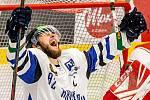 Kolik radosti, jakou na snímku prožívá Jan Maruna, zažijí v nové sezoně havířovští hokejisté?