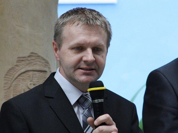 Nový ředitel havířovské nemocnice, a současně ikarvinské a orlovské nemocnice, Petr Kovařík.