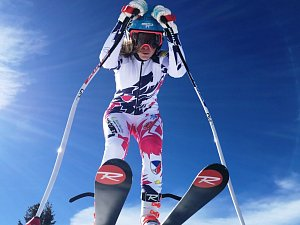 Kateřina Pauláthová je připravena na olympijskou sezonu.