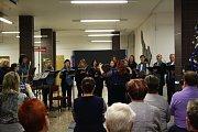 Zpívalo se také na průmyslové škole v Karviné-Hranicích