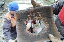 Příčinou havárie horkovodu v Havířově byla prasklina na potrubí.